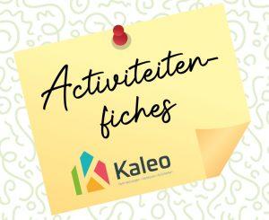 Kaleo Activiteitenbrochure